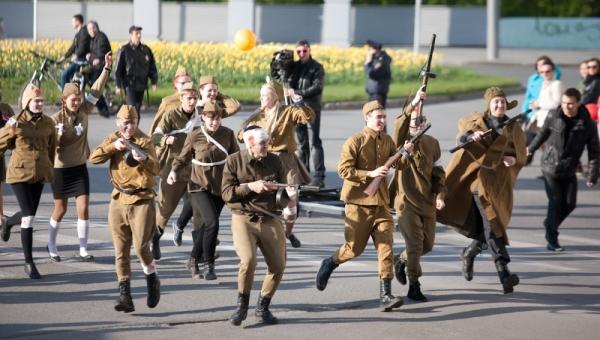 Историческое шествие по проспекту Ленина будет посвящено юбилею Томска