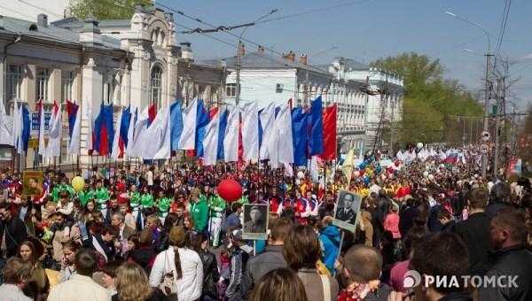 Томское УМВД просит уважать труд организаторов массовых мероприятий