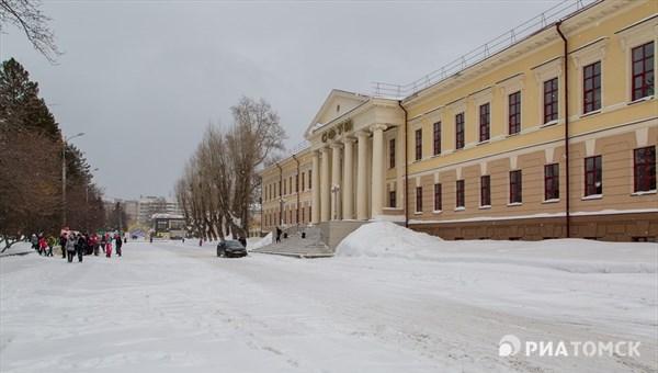 Новое звездное небо засияет у СФТИ в Томске 14 декабря