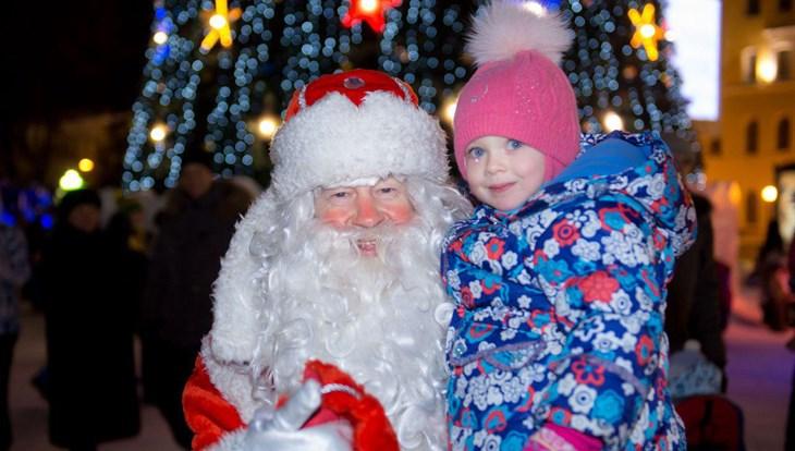 Счастье не сыграешь: томский Дед Мороз о настоящих волшебниках