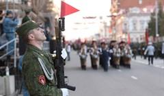 Генеральная репетиция парада Победы в Томске: фото