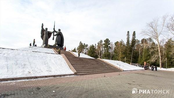 Томичи Герои Советского Союза