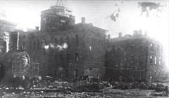 Завод Томсккабель, 1942 год