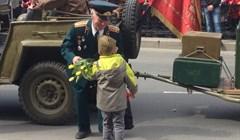 Свидетели той войны: самые трогательные моменты Дня Победы в Томске