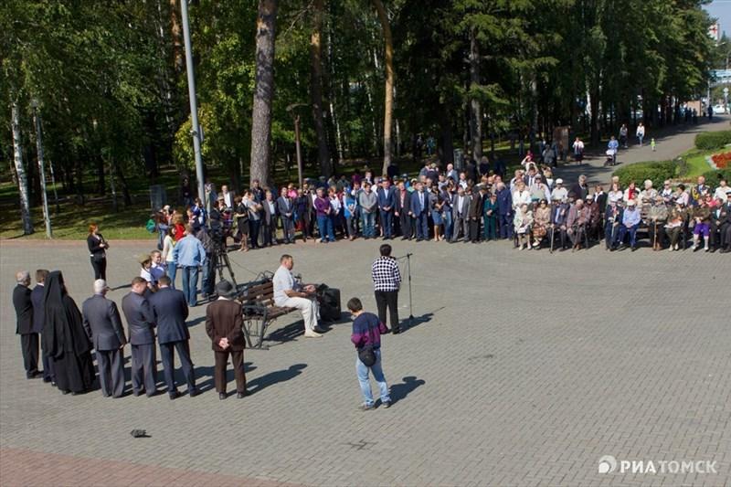 Акция Лес Победы стартовала в сентябре 2014 года в городе Верея Наро-Фоминского района Московской области, где в конце 1941 года шли наиболее ожесточенные бои за Москву. В память о погибших в рамках проекта было посажено 70 тысяч деревьев.