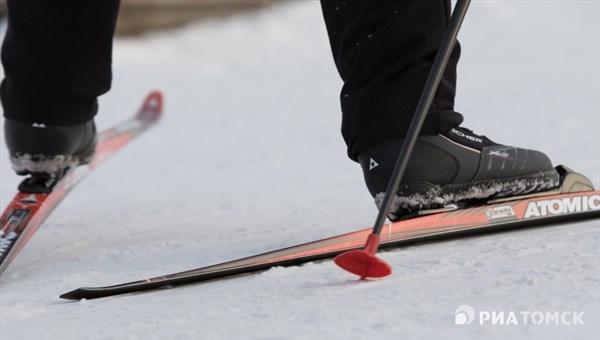 Более 800 томичей приняли участие в новогодних спортивных мероприятиях