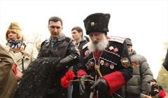 День Победы: томские ветераны у Вечного огня