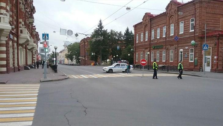 Центр Томска будет перекрыт из-за подготовки и празднования 9 Мая