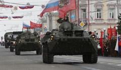 Современная военная техника примет участие в параде 9 Мая в Томске