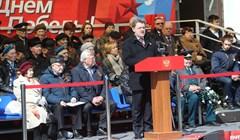 Мэр Томска: 3,5млн солдат и офицеров еще числятся пропавшими без вести