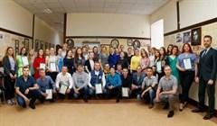 Власти наградили добровольцев томского корпуса Волонтеры Победы