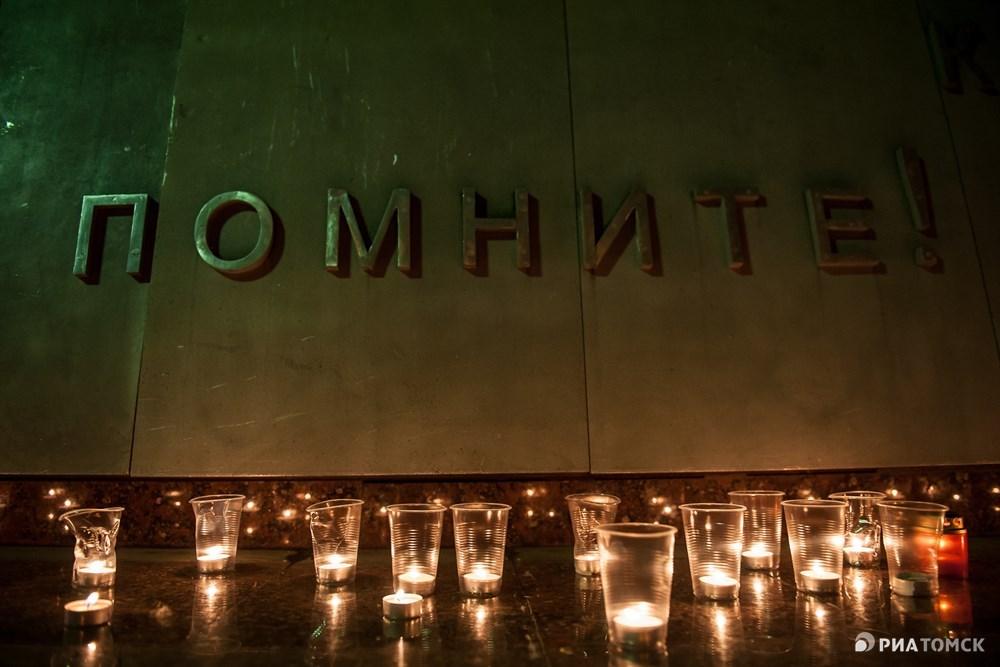 День памяти и скорби был установлен указом президента России в июне 1996 года, он отмечается 22 июня как дань памяти жертвам Великой Отечественной войны, а также жертвам всех войн за свободу и независимость России.