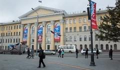 Праздничная иллюминация ко Дню Победы зажжется в Томске 30 апреля
