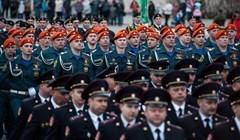 Как прошла генеральная репетиция Парада Победы в Томске: фото