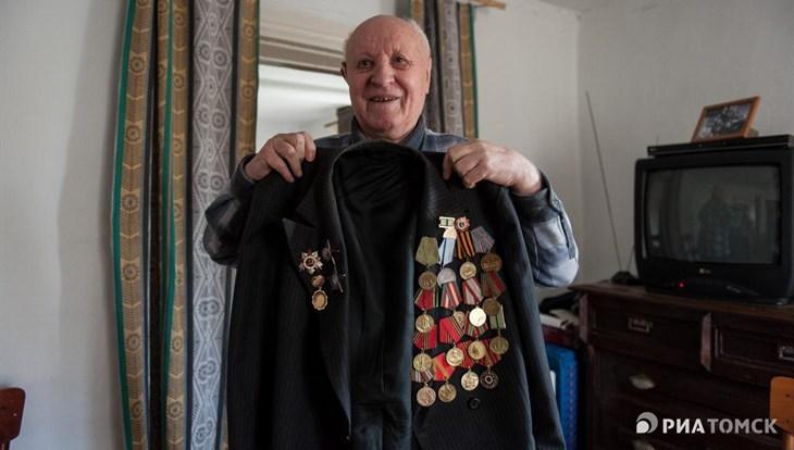Три фото ко Дню Победы: томские ветераны вспоминают военную молодость