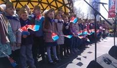 Акция Песни Победы снова пройдет 9 мая в Томске в 2019г