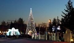 Программа празднования Нового года в Томске: фейерверк и дискотека