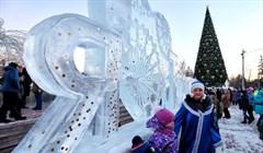Томск новогодний: программа основных мероприятий