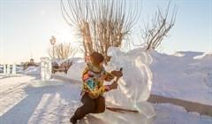 Чем заняться на каникулах в Томске: резьба по льду и новогодние сказки