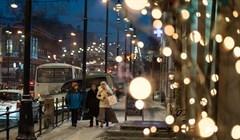Огни небольшого города: предновогодняя атмосфера Томска