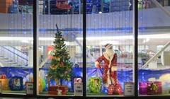 Кафе и магазины Томска будут состязаться в новогоднем украшении витрин