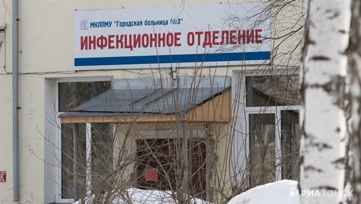 Облздрав: новых подтвержденных случаев COVID-19 в Томской области нет