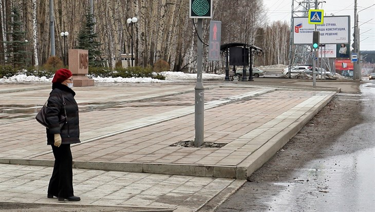 Томичи с помощью приложения смогут найти свободную парковку в Лагерном