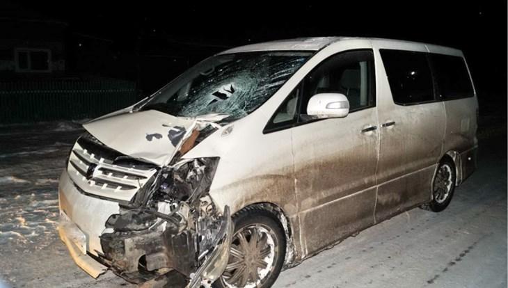 Житель томского райцентра Кожевниково погиб под колесами автомобиля