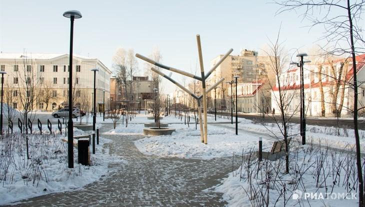 Синоптики обещают мороз до минус 20 градусов во вторник в Томске