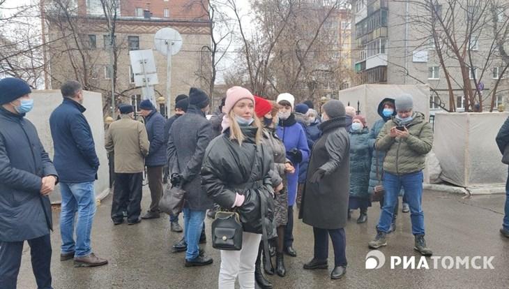Первое судебное заседание по делу Ивана Кляйна началось в Томске