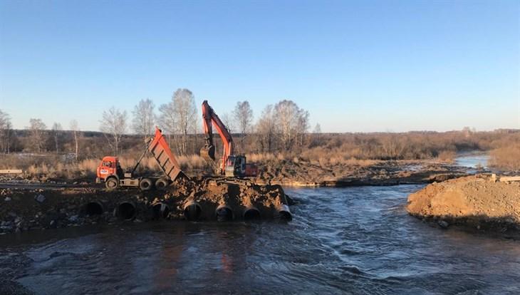 Участок трассы Р-255 подъезда к Томску откроется в ближайшие 2 суток