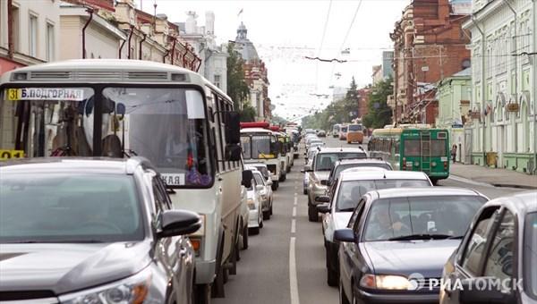 Каршеринг-сервис в Томске увеличит число машин до 100 до конца года