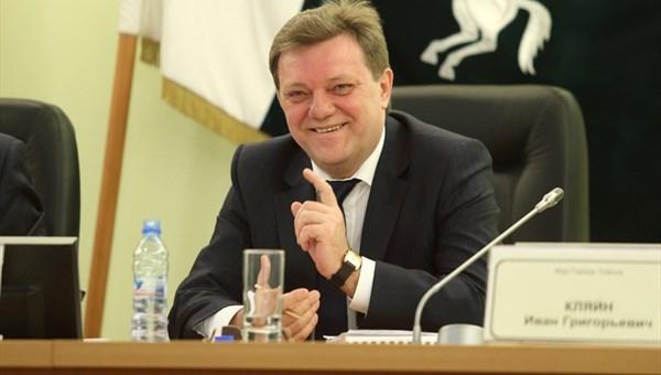 16000 томичей подписали петицию за отставку мэра Томска. Мэр считает, что кампанию против него ведет Госдеп США