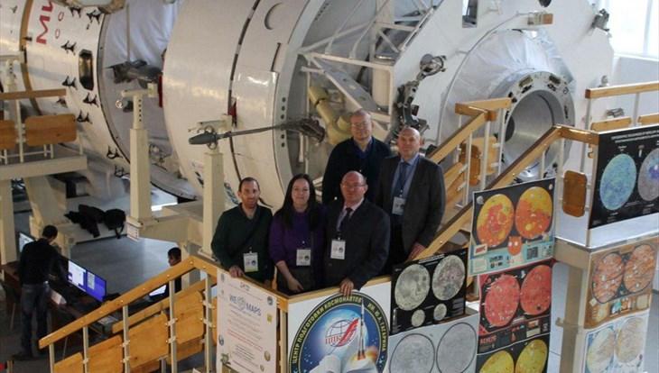 Наработки ТГУ помогут космонавтам МКС делать зарядку по-новому