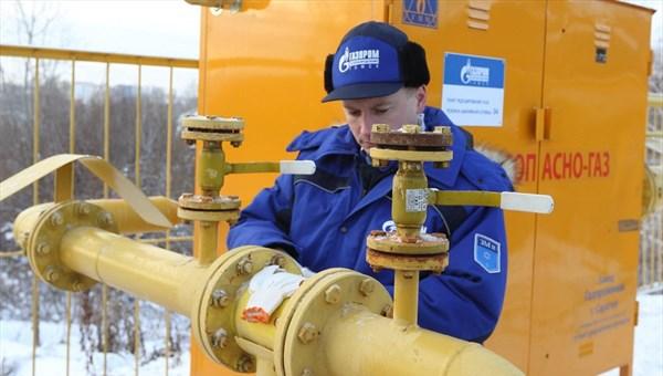 газ в томский поселок Аникино подадут в конце января