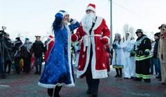 Томичи устроят танцевальный флешмоб в честь дня рождения Деда Мороза