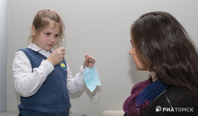 ВЛенинградской области эпидемию гриппа встретят вовсеоружии