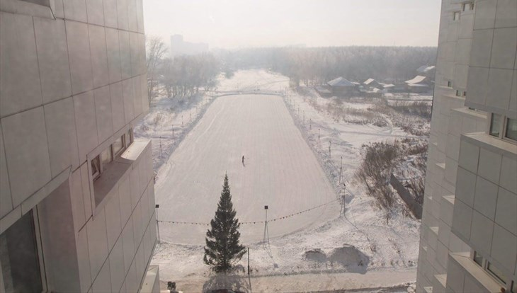 Томичей приглашают на торжественное открытие катка наМавлюкеевском озере