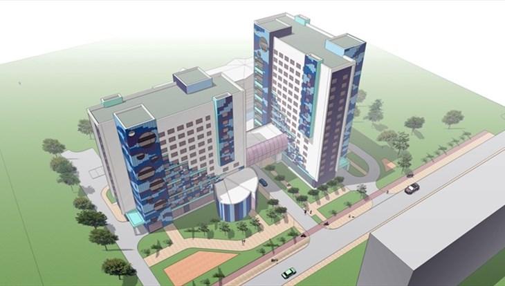 ТГУ построит к 2020г общежитие на 800 человек около площади Южной