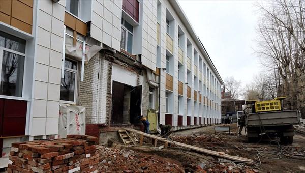Томская область не выполнила план по капремонту домов за 2017 год