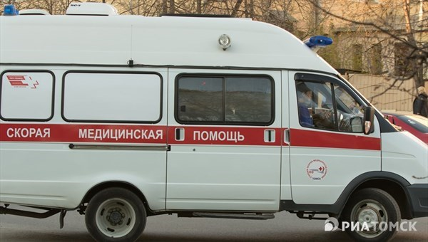 ВТомске умер 3-летний парень, выпавший изокна восьмого этажа