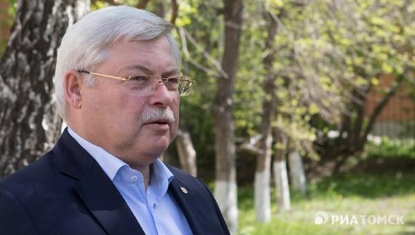 Губернатор Сергей Жвачкин считает что команде «Томь» нужно усиление