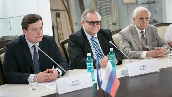 Посол: эстонские вузы готовы сотрудничать с томскими университетами