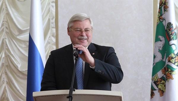 Томский губернатор Сергей Жвачкин призвал развивать рыболовство на пресных водоемах