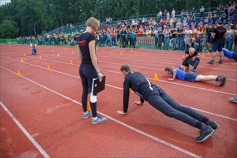 В категории дети победили Артем Магомедов и Инна Середенко.