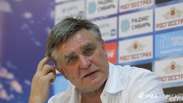 «Томь» встретится с«Анжи» изМахачкалы вдомашнем матче