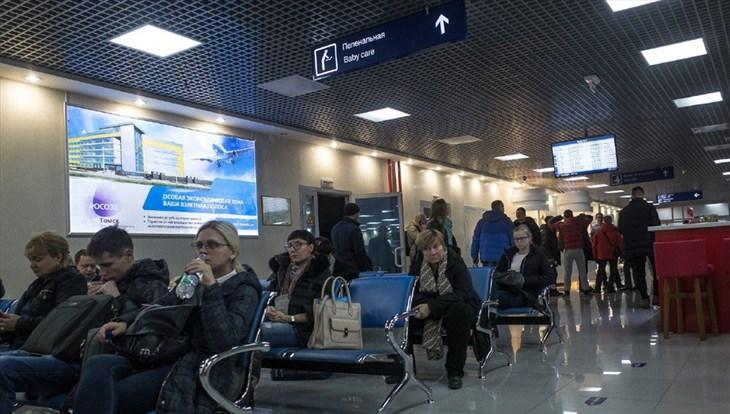 Пассажиропоток томского аэропорта ксередине зимы вырос на33,4%