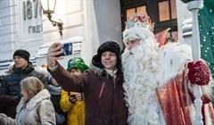Дед Мороз из Великого Устюга приедет в Томск 8 ноября