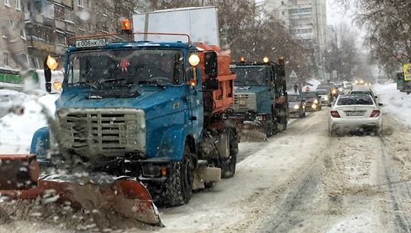 Обязанности управляющей компании по уборке снега с
