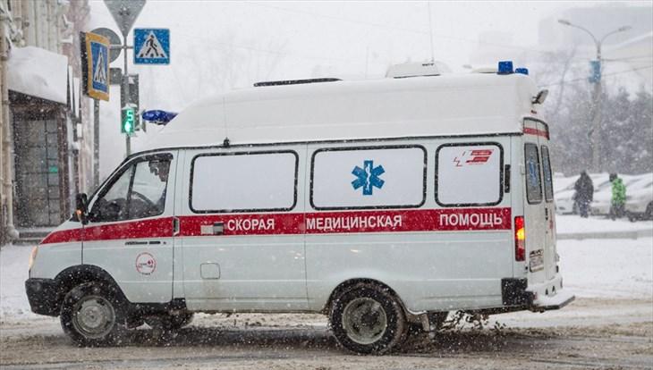 ВТомске шофёр «Тойоты» сбил 13-летнюю девочку